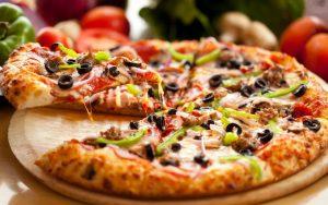 AISHA pizza